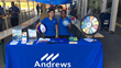 Andrews Federal Provides School Supplies to Students in Germany