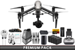 New Drone World Inspire 2 Premium Pack Includes DJI Goggles and CrystalSky Monitor