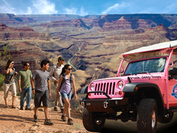 The Hermits Rest Tour, Which Lasts About Three Hours, Gives Guests A  U201cbackstage Passu201d To The Grand Canyon.