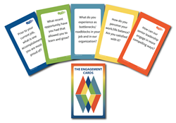 The Engagement Cards increase employee engagement