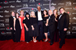 "The Delta Air Lines Family walks the Erving Red Carpet with Julius ""Dr. J"" Erving at The Logan Philadelphia"