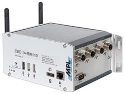 EN50155 certified Compact Embedded Computer