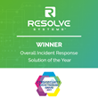 Resolve Systems Honored with CyberSecurity Breakthrough Award