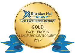 Gold Brandon Hall Group Award for Best Advance in Coaching and Mentoring