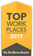 UFG Named a Top Workplace for 2017