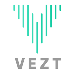 2000x2000 version of the Vezt logo