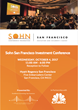 Sohn San Francisco Investment Conference Gathers Innovative Thinkers and Leading Investors from Wall Street to Silicon Valley