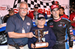 Austin Theriault Wins Sioux Chief Short Track Challenge