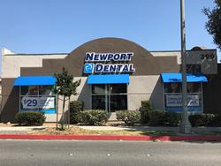 Newport Dental Pasadena Office