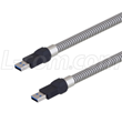 L-com Introduces New USB 3.0 Armored Cables for Extreme Environments