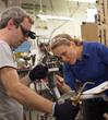 Building a folding bike at Bike Friday in Eugene OR