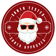 Holiday Products and Brands to be Santa Tested Santa Approved(TM)