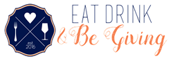 Eat, Drink, and Be Giving