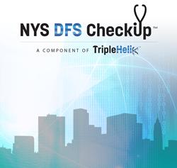 NYS DFS Checkup Logo