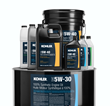 KOHLER® Launches New Premium Aftermarket Genuine Oil Line for use in Generator Applications