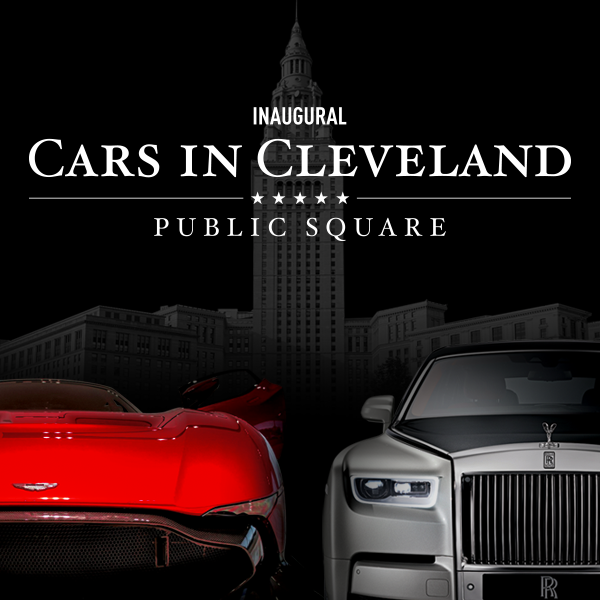 Exotic Cars Roaring Into Downtown Cleveland For First-ever