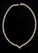 14K Yellow Gold and Diamond Bezel Set Necklace, estimated at $10,000-17,000.