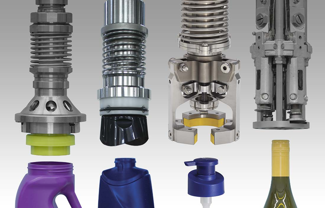 Zalkin Exhibits The Largest Range Of Innovative Capping