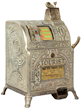"5¢ Caille Bros. ""The Tourist"" Slot Machine, estimated at $40,000-60,000."