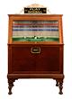 5¢ Amusement Machine Co. All American Baseball Arcade Machine, estimated at $70,000-90,000.