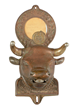 1¢ Continental Novelty Bull's Head Perfume Dispenser, estimated at $3,000-7,000.