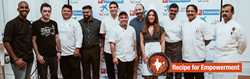 Dc's best chefs join forces to help empower rural India.