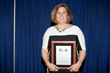Eileen Bowker recognized for her profession service