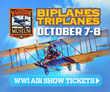 Annual World War One Airshow Coming to Military Aviation Museum this October