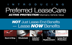 RoadVantage Preferred LeaseCare — ACTIVE PROTECTION Maintains Vehicle Value