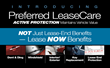 RoadVantage Introduces Preferred LeaseCare — Active Protection PLUS a Lease End Benefit