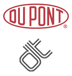 DuPont and Desert Technologies Logos