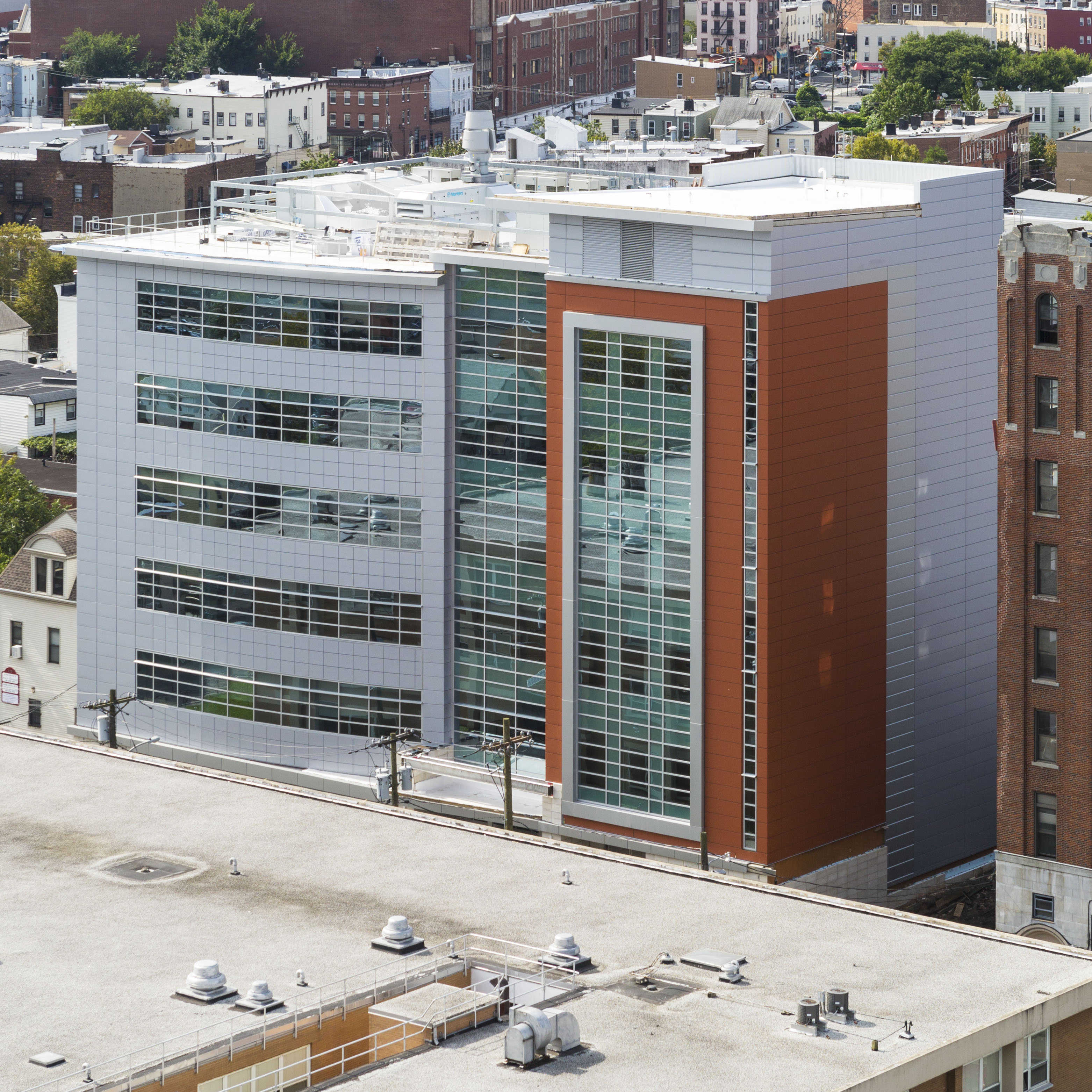 Stem School In Nj: Hudson County Community College Opens New $25.9 Million