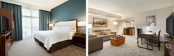 Beautiful two-room suites at Embassy Suites Hilton by Brea