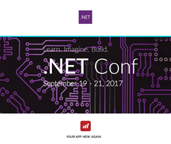Mobilize.Net supports .NET at #dotNETconf