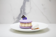 The Grand Cassis Macaron