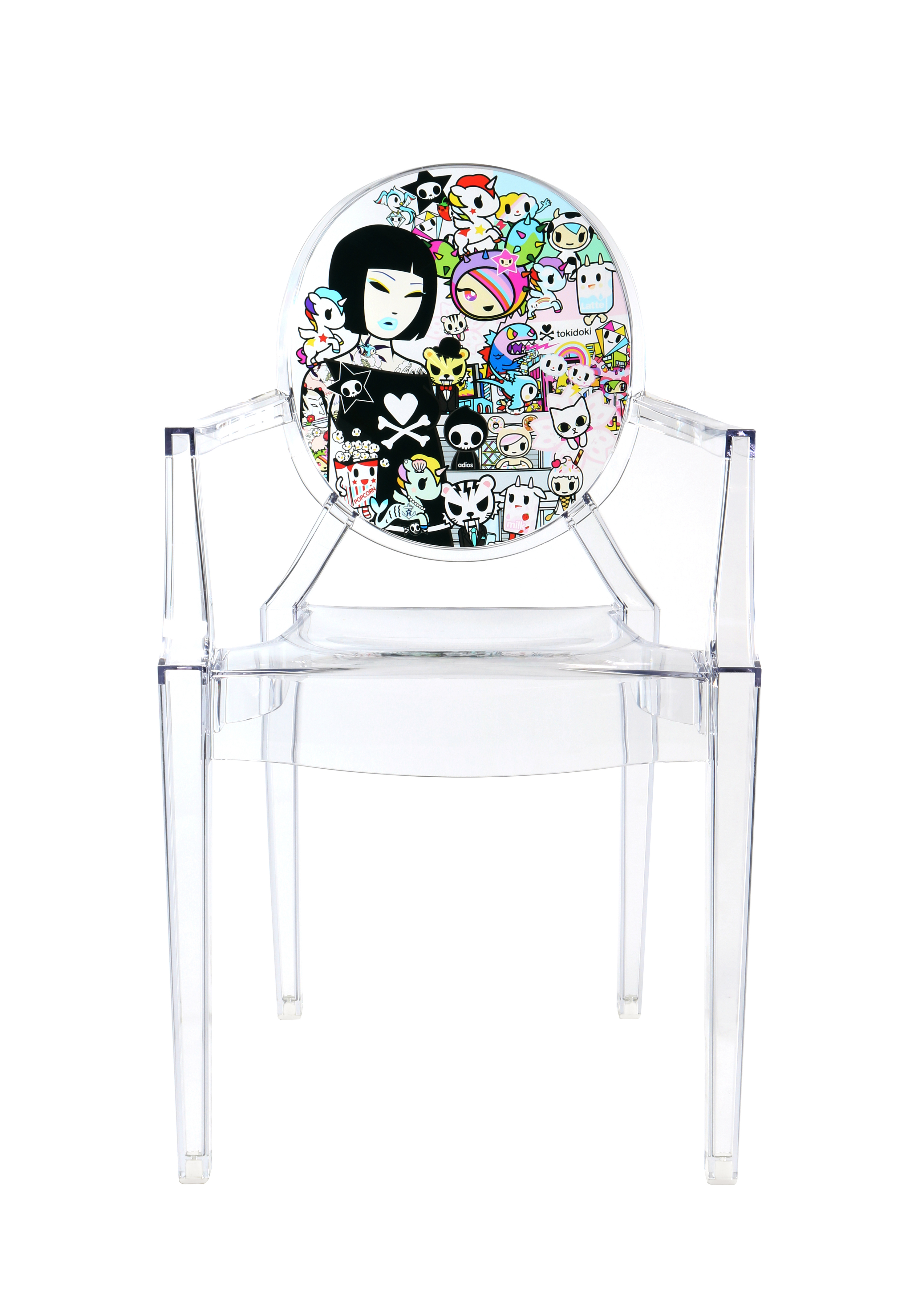 TOKIDOKI x KARTELL Where Art Meets An Italian Iconic Classic