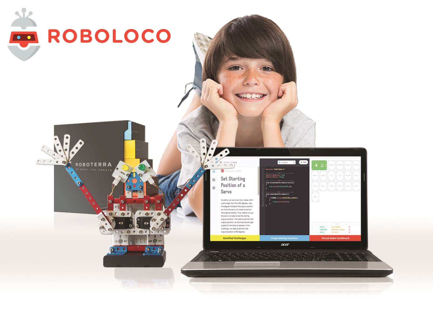 Enlightone: Robots Are Coming To A School Near You