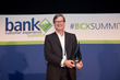 Sergio Magalhães, Director of Branch of the Future Department at Millennium bcp, accepted the award for Best Branch Experience (international bank).