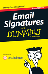 Email Signatures for Dummies