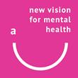 A New Vision for Mental Health website logo