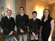 Crowley Presents Four Scholarships to California Maritime Academy Cadets During Connie Awards Dinner