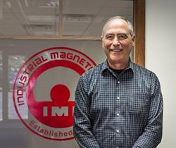 Ken Gentner, Compliance Engineer for Industrial Magnetics, Inc.