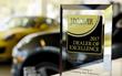 J.D. Power Dealer of Excellence Award
