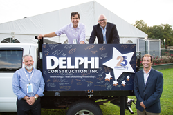 Photo of delphi construction executive team