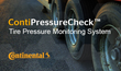 Zonar Integrates Continental's ContiPressureCheck™ to Maximize Tire Safety and Affordability