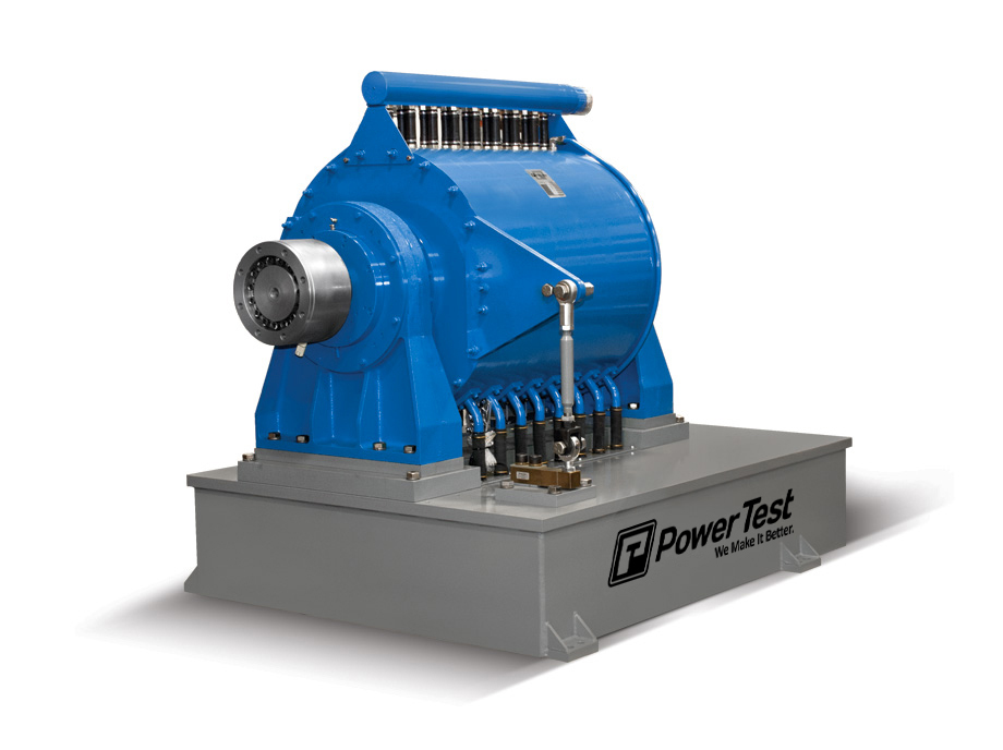 Power test and superflow join forces for Dynamometer for motor testing