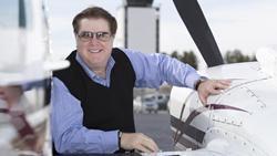 AMG President/CEO Paul K. Mengert