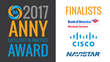 "Bank of America Merchant Services, Cisco, and Navistar Named Finalists for 2017 ""ANNY"" Excellence in Analytics Award"