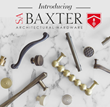 The Mine Announces Exclusive Online Partnership with Luxury Hardware Brand, SA Baxter