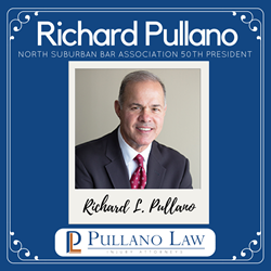 Richard L. Pullano - 50th President of the NSBA